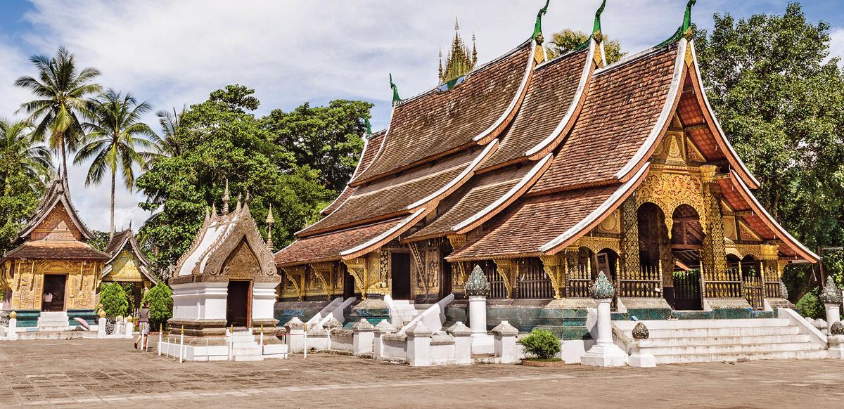 ผลการค้นหารูปภาพสำหรับ Xieng Thong Temple luang prabang  laos