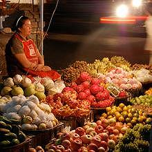 Local fruits from Luang Prabang and all around