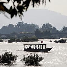 Southern-Laos, private cruise on the mythical Mekong River