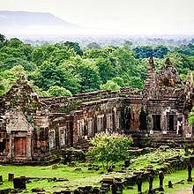 VatPhou, the land of pre-Angkorian ruins.