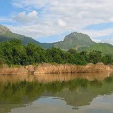 The quiet and untouched Nam Ou River