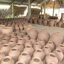 Ban Tchan, the pottery village