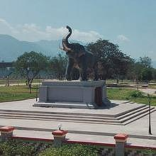 Sayaboury, definetely the Lao city of elephants