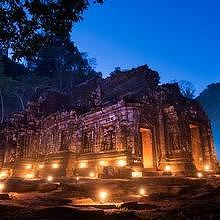 Wat Phou Festival in January or February every year