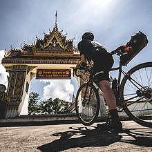Biking Man Laos 2019 - Presentation