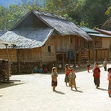 Ban Sopjam, one of the most charming villages of Laos