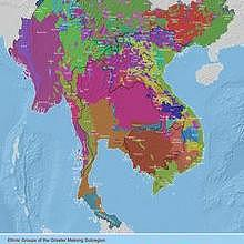 Ethnic groups in South-East Asia