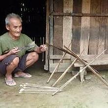 Crossbow - Making the arrows