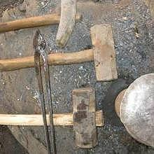 Blacksmith - Tools you are going to use