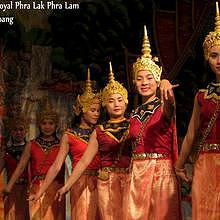 Ramayana at the Royal Theatre of Luang Prabang